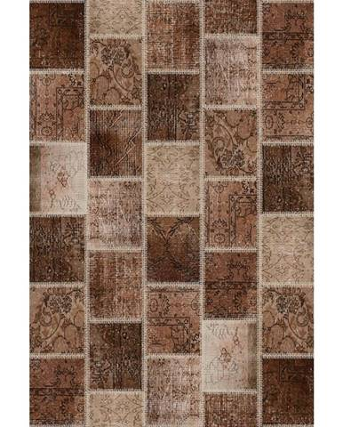 Adriel Typ 2 koberec 160x230 cm hnedá