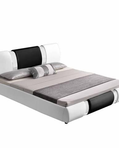 Luxor 180 manželská posteľ 180x200 cm biela