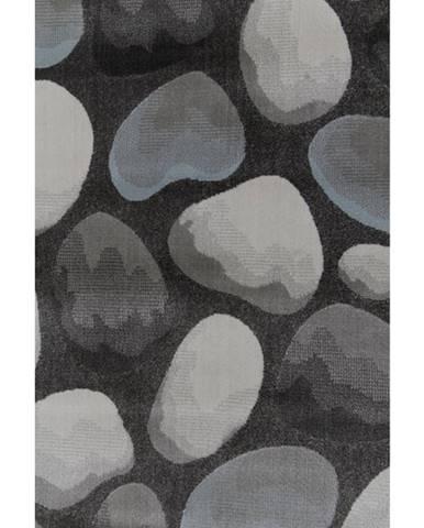 Menga koberec 100x150 cm hnedá