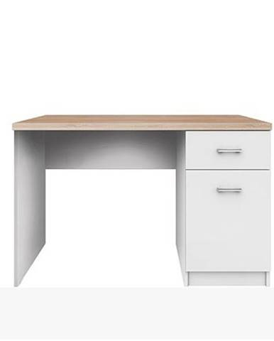 Topty Typ 9 pc stolík biela
