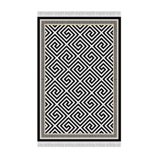 Motive koberec 80x200 cm čierna