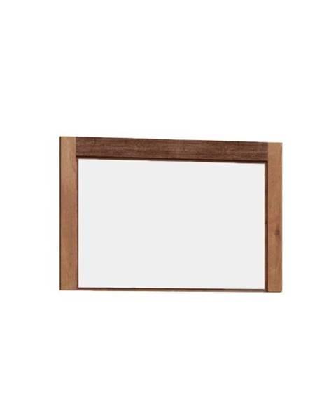 Kondela Infinity 12 zrkadlo na stenu jaseň svetlý