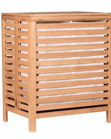 Menork kôš na prádlo na prádlo bambus