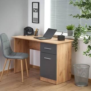 Elmo písací stôl dub craft