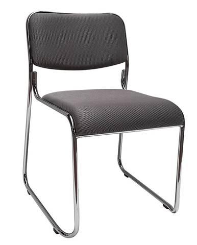 Bulut konferenčná stolička sivá
