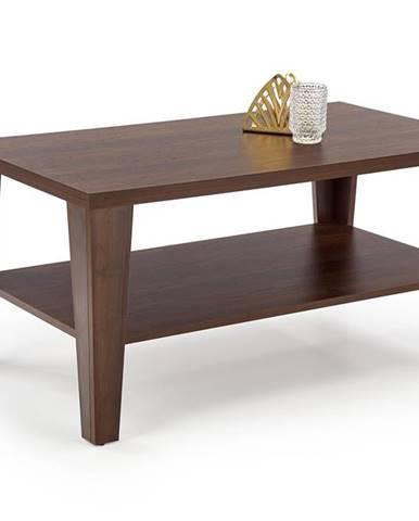 Manta konferenčný stolík orech tmavý