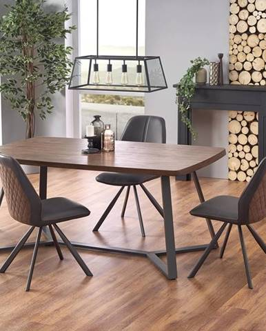 Caruzzo jedálenský stôl dub orechový