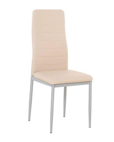Coleta Nova jedálenská stolička púdrová ružová