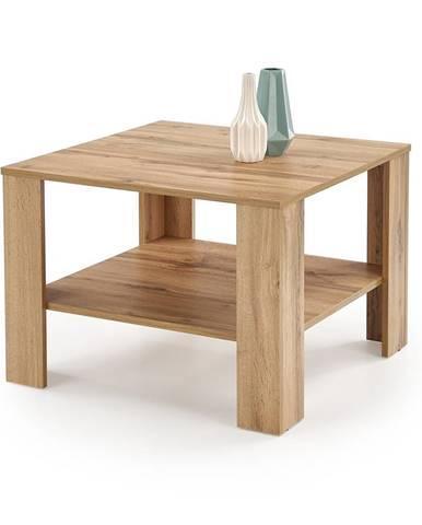 Kwadro Kwadrat konferenčný stolík dub votan