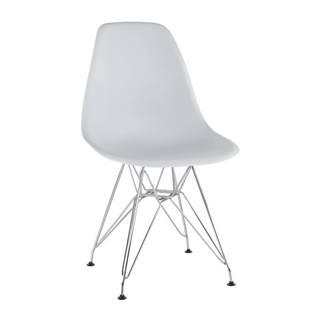 Anisa 2 New jedálenská stolička biela