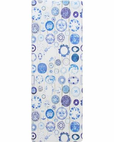 Parlin koberec 80x200 cm modrá