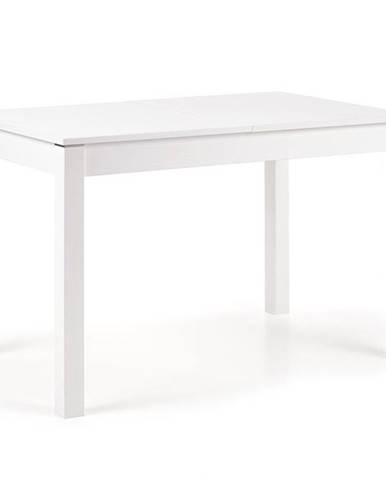 Maurycy rozkladací jedálenský stôl biela