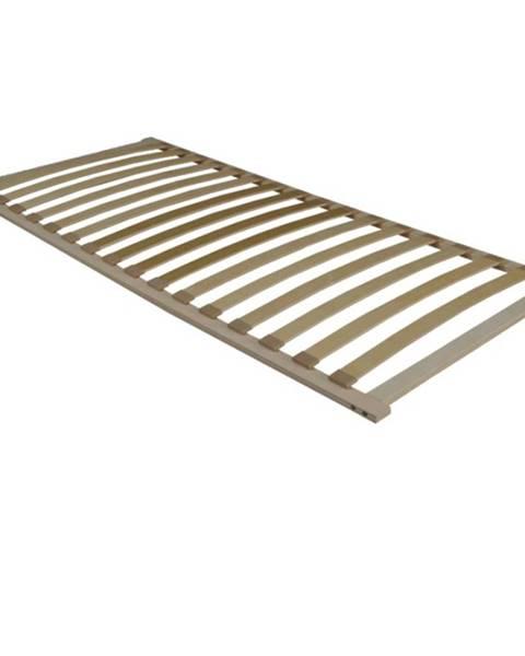 Tempo Kondela Flex 3-zónový lamelový rošt 80x200 cm brezové drevo