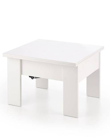 Serafin rozkladací konferenčný stolík biela