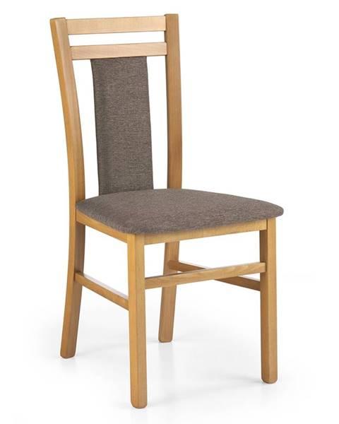 Halmar Hubert 8 jedálenská stolička jelša