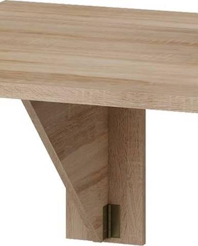 Expert 7 rozkladací jedálenský stôl sonoma svetlá