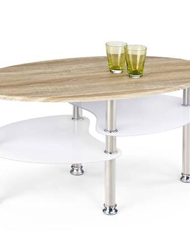 Medea konferenčný stolík dub sonoma