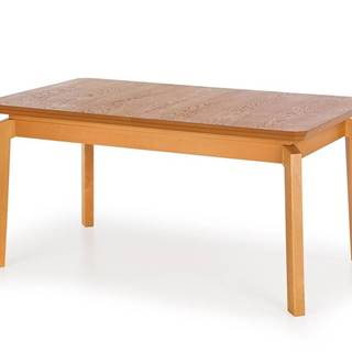 Rois rozkladací jedálenský stôl dub medový