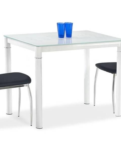 Halmar Argus jedálenský stôl biela
