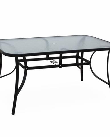 Paster záhradný stôl čierna