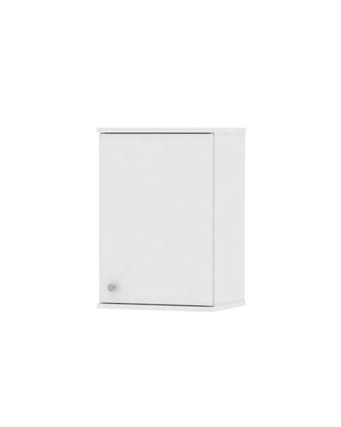 Tempo Kondela Galena SI10 kúpeľňová skrinka na stenu biela