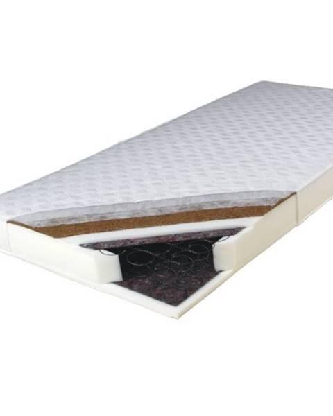 Tempo Kondela Kokos Medium obojstranný pružinový matrac 90x200 cm pružiny