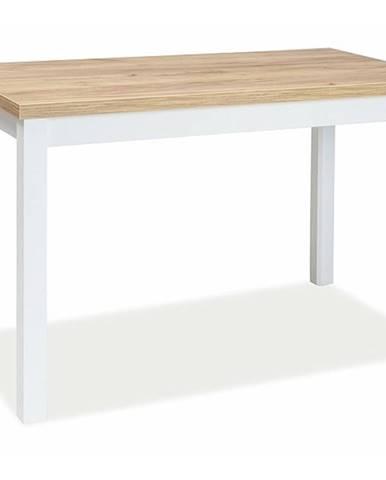 Adam jedálenský stôl dub craft zlatý