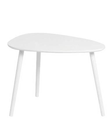 Danz príručný stolík biela