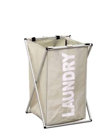 Laundry Typ 1 kôš na prádlo sivobéžová