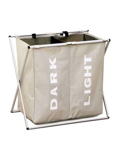 Laundry Typ 2 kôš na prádlo sivobéžová