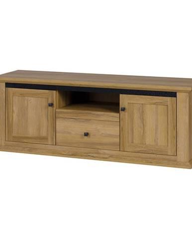 Leon MZ15 tv stolík dub grand