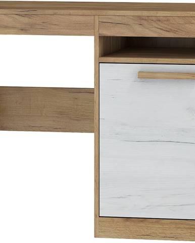 Maximus MXS-02 pc stôl craft zlatý