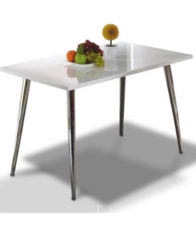 Pedro jedálenský stôl biela