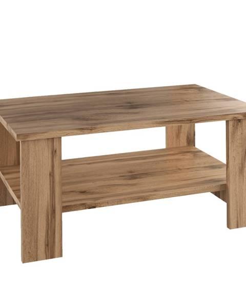 Tempo Kondela Bernardo konferenčný stolík dub wotan
