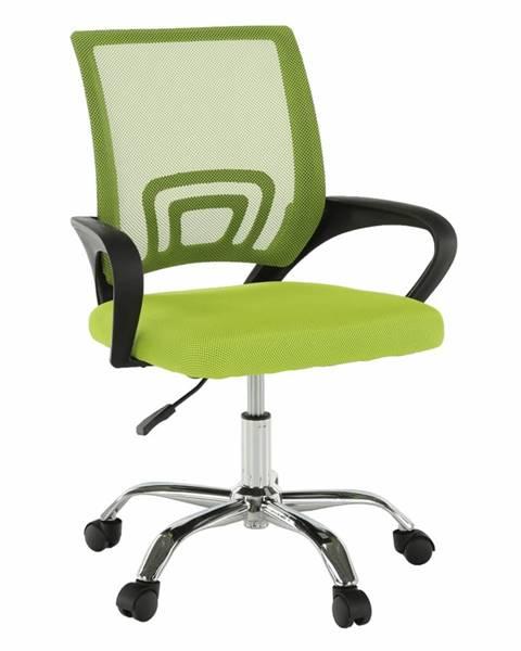 Kondela Dex 2 New kancelárske kreslo zelená