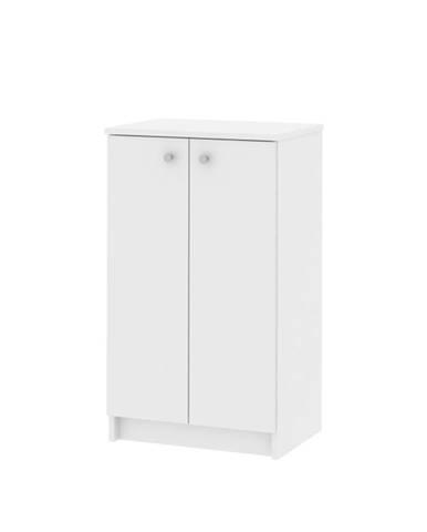 Galena SI06 kúpeľňová skrinka biela