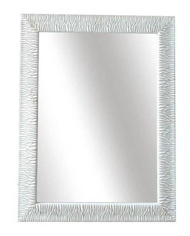 Malkia Typ 14 zrkadlo na stenu bielozlatá