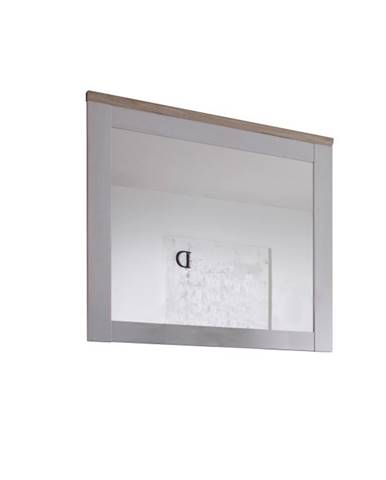 Provensal zrkadlo na stenu biela