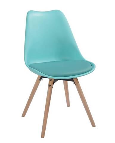 Semer New jedálenská stolička mentolová
