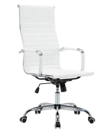 Azure 2 New kancelárske kreslo s podrúčkami biela
