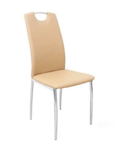 Ervina jedálenská stolička béžová