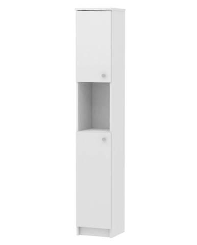 Galena SI14 kúpeľňová skrinka biela