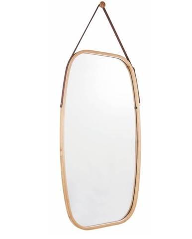Lemi 3 zrkadlo na stenu prírodná