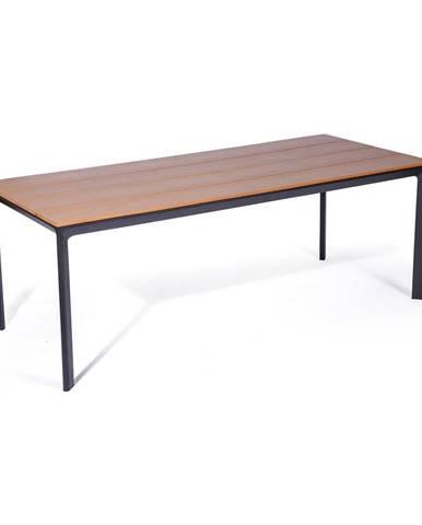 Záhradný stôl s artwood doskou pre 8 osôb Le Bonom Thor, 205 x 90 cm