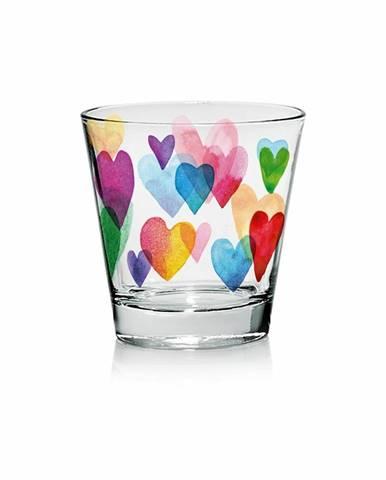 Mäser 6-dielna sada pohárov Love Rainbow, 250 ml