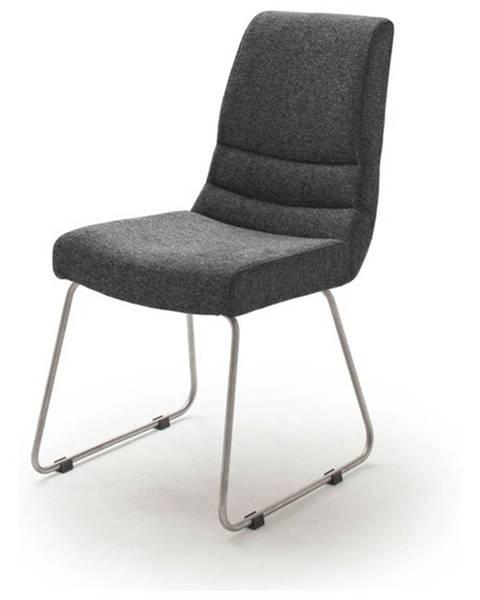 Sconto Jedálenská stolička SADIE 1 antracitová