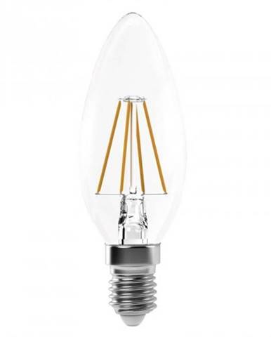 LED žiarovka Emos Z74214, E14, 4W, sviečka, neutrálna biela