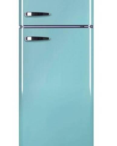 Kombinovaná chladnička s mrazničkou hore Amica VD 1442 AL