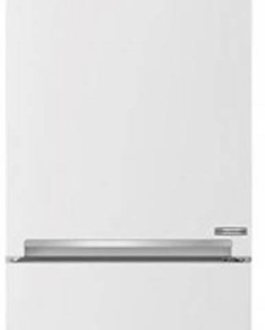 Kombinovaná chladnička s mrazničkou dole Beko RCNA406E60WN