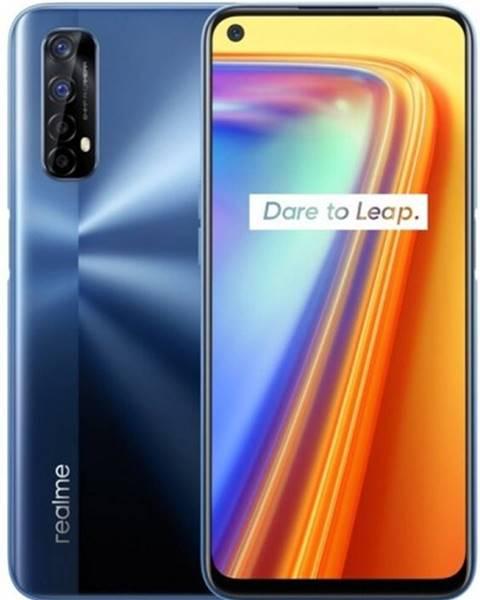 Realme Mobilný telefón Realme 7 6GB/64GB, modrá